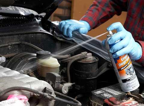 Проблемы от помывки двигателя